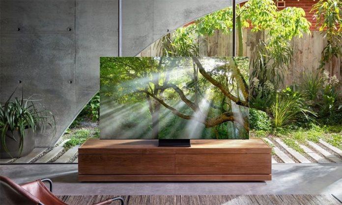 سام سنگ نیا ٹی وی