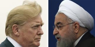 امریکا۔ایران،
