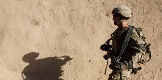 امریکی فوجی انخلا