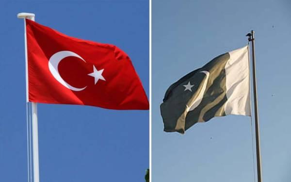 پاکستان ترکی
