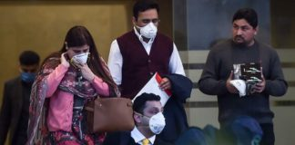 پاکستان چائنہ کورونا وائرس