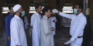 کراچی کورونا وائرس