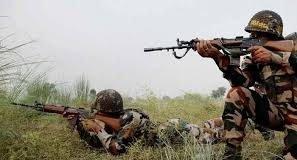بھارتی فوج دی شہری آبادی تے فائرنگ، پاک فوج دا منہ بھن جواب
